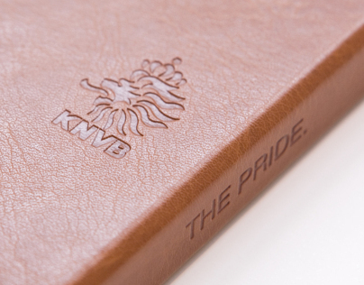 KNVB book - The Pride