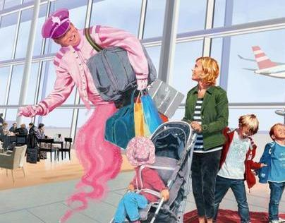 Airport Genie - Advertising campaign
