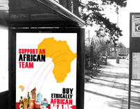 Value Added In Africa Launch Poster + Flier