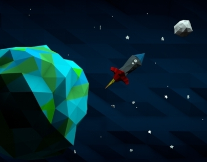 Low Poly Space