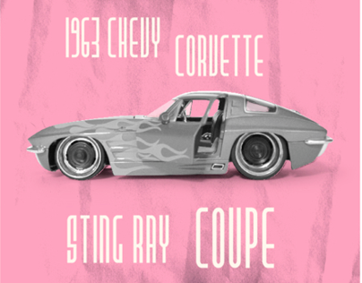 Classic Collection Car Poster Designs