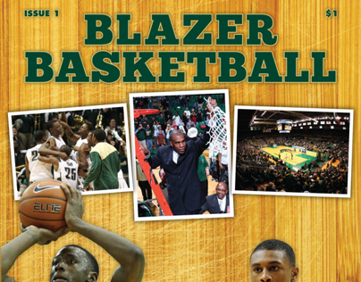 UAB Basketball Program Covers 2011-2012