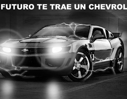 SHOOTING BOARD CHEVROLET