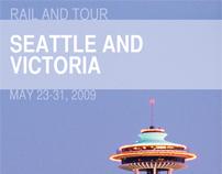 AAA Minneapolis Group Tour Travel Brochure Series