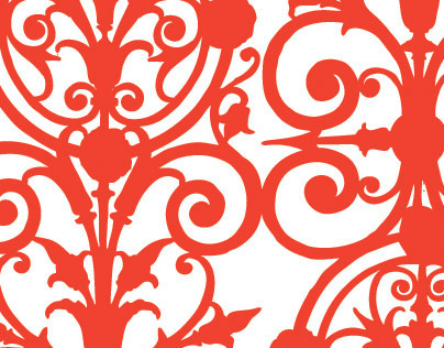 PERSONAL WORK - DECORATIVE SCROLL PATTERN