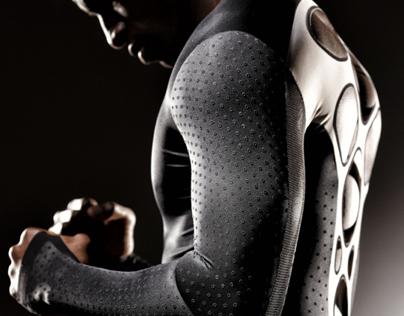Nike Apparel On Black