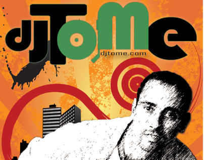 Press Kit - DJ Tome