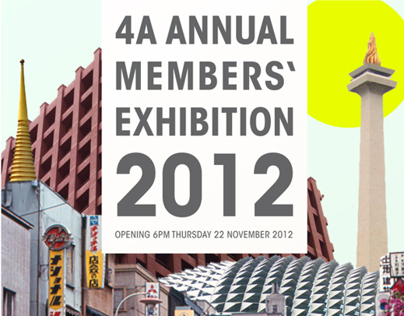 4A Annual Members Exhibition