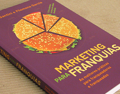 Book Cover - Marketing para Franquias