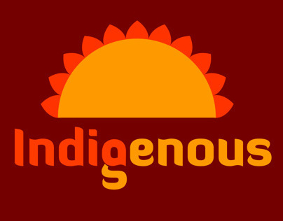INDIGENOUS( visual identity )