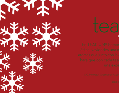 Tearium Xmas Tea