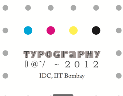 Typography Day 2012