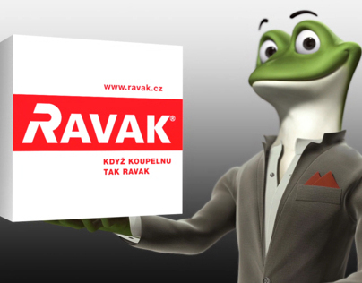 TV spot for RAVAK company