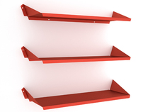 Crease Shelves
