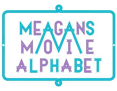 Meagans Movie Alphabet Volume 2