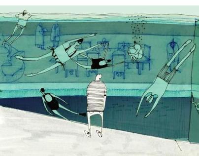 Curiosity Aquarium