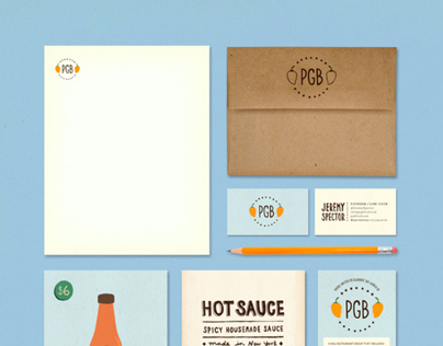 PGB Restaurant Group Branding