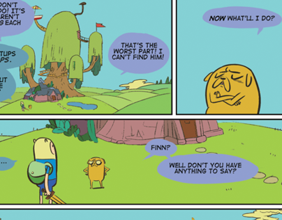Adventure Time: Communication Issues