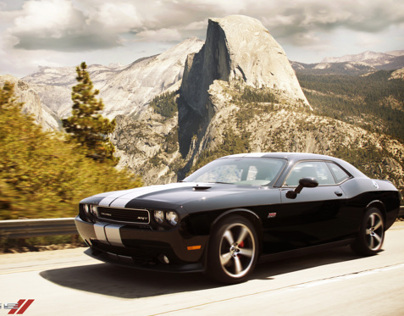 2012 Dodge Challenger SRT 392