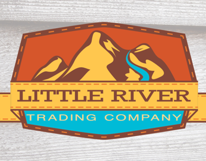 Business Cards for Little River Trading Company