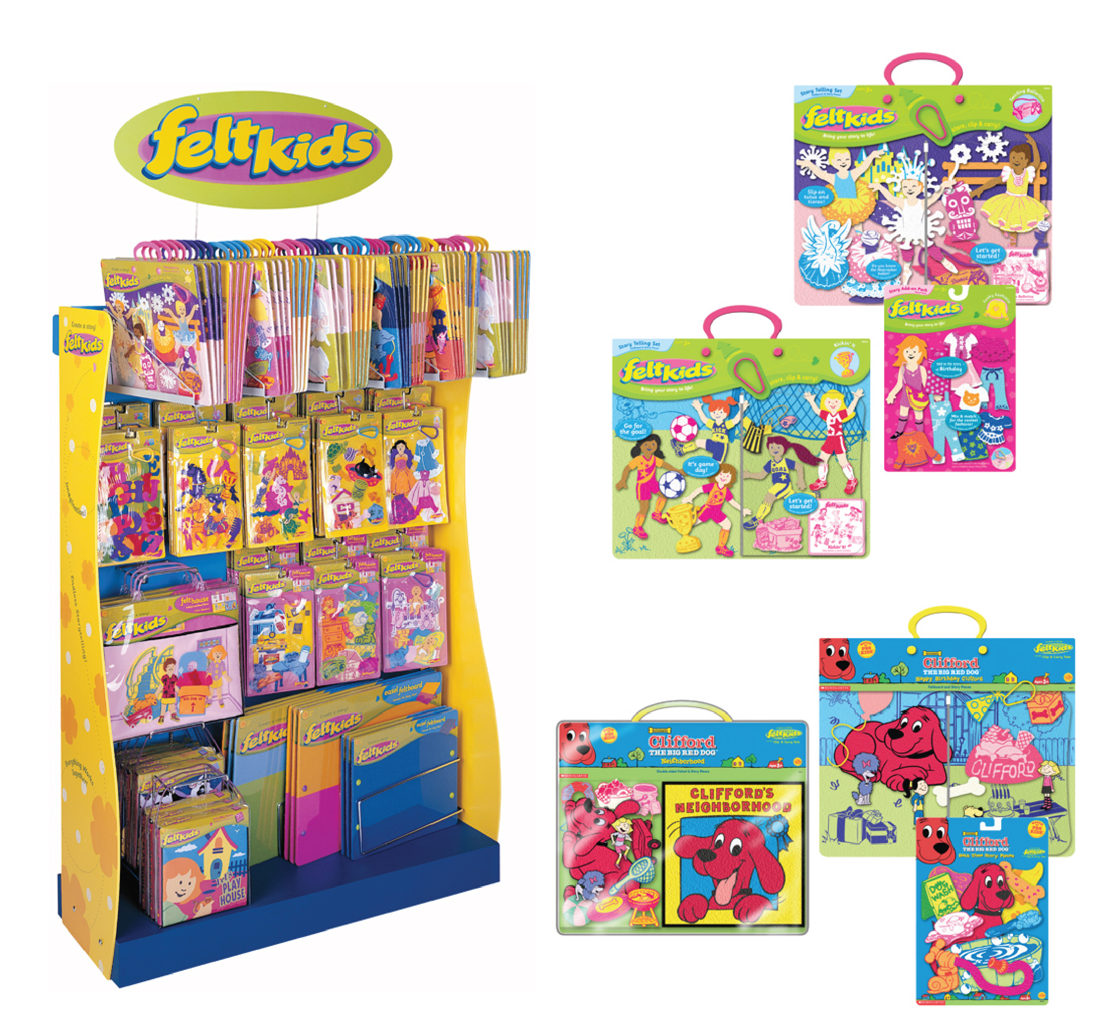 FeltKids Packaging