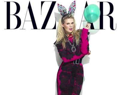 Alexandra Richards for Harpers BAZAAR