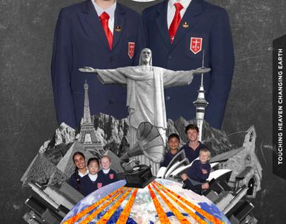 Hamilton Christian School - 2012 Yearbook