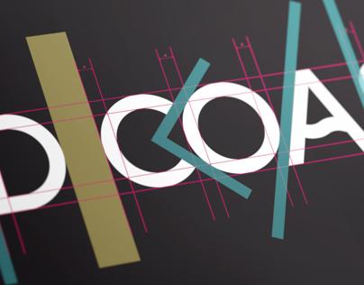 Gold Coast CIty Rebrand Concept #2
