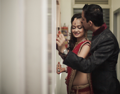 Sneha + Sanuj: Wedding