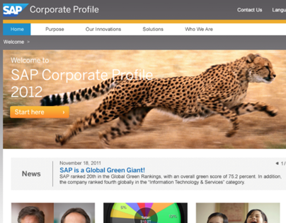 SAP Corporate Profile