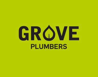 Grove Plumbers Branding & Website