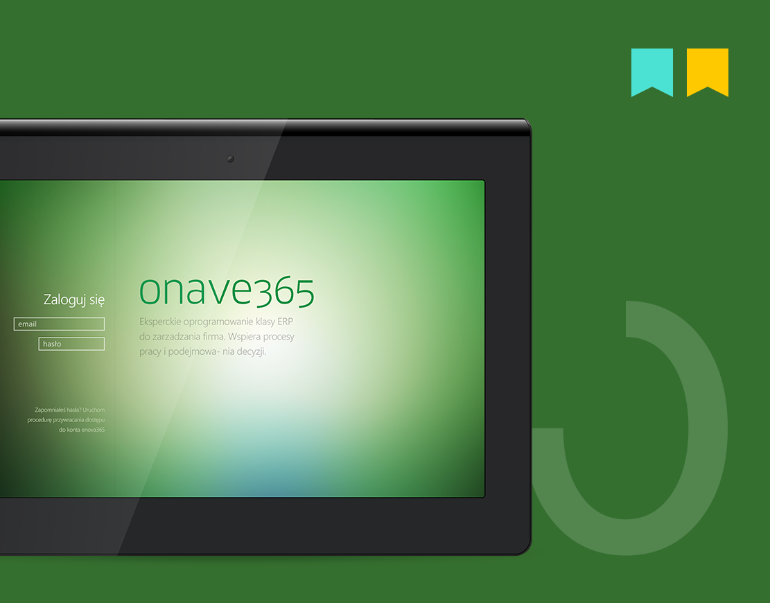 onave365 - Windows 8 app