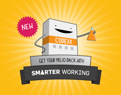 Codexx Innovation Animation
