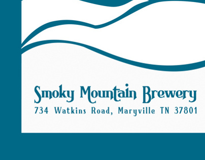 Smoky Mountain Brewery Poster