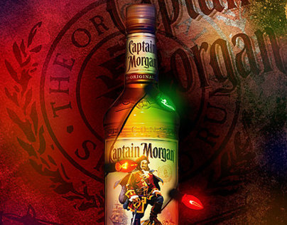 Captain Morgans Original Spiced Rum