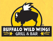 Buffalo Wild Wings - Various POP