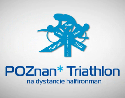 SPORT EVENT VIDEO CLIP - Triathlon Sieraków 2012