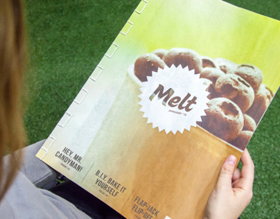 Melt Culinary Newspaper