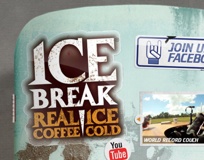 Ice Break - Website