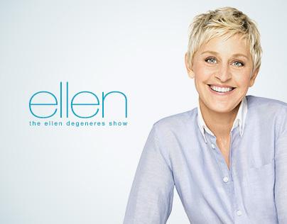 The Ellen Show Website, Warner Bros, Telepictures