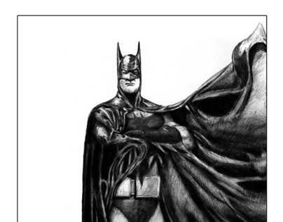 Illustration of Batman