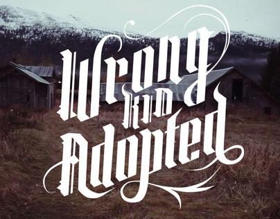 Wrong Kid Aopted - logo
