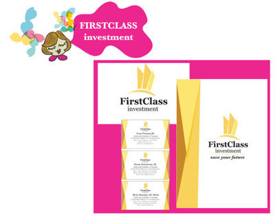Firstclass LOGO and Corporate identity