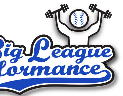 Big League Performance Logo