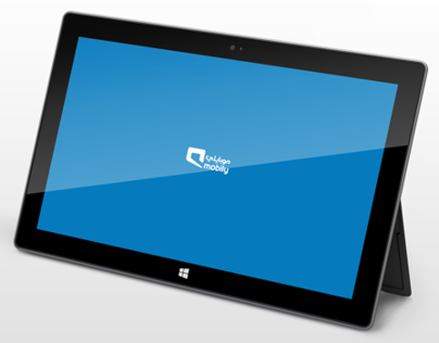 Mobily Windows 8 App