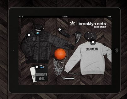 BK Nets iPad Application