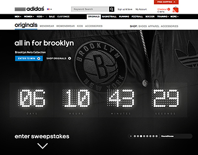 BK Nets Countdown