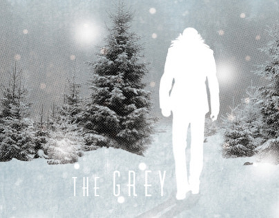 The Grey Fan Poster