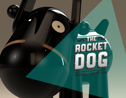 The Rocket Dog - Toy Design Project