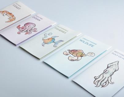 Marine Life Pamphlets